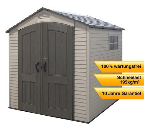 Lifetime Gartenhaus