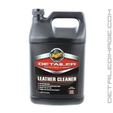 meguiar s leather cleaner d181 128 oz free shipping