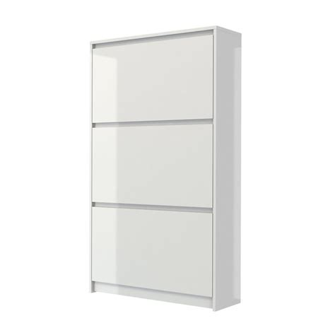 Salon Cabinets Szafka Na Buty 3d Naia Wysoki Połysk