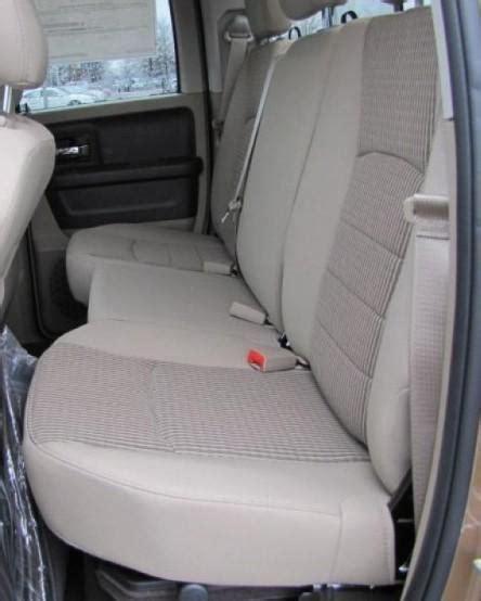 ram 3500 seat covers 2015 2011 2015 dodge ram 1500 3500 cab rear 40 60 split