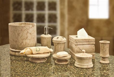 Bath Accessories Sets Ideas Homesfeed Bathroom Accessorie