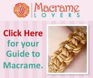 Macrame For Beginners - free macrame patterns for beginners macrame