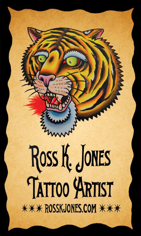 tattoo business card maker a photoshop tutorial on how to make custom stickers for