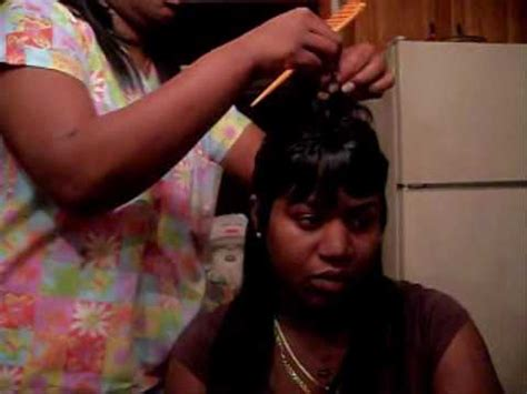 27 piece hair style short on top long in the back tutorial 27 piece hair style short on top long in the back