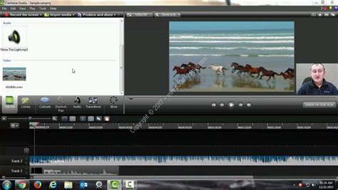 tutorial editing video camtasia packt camtasia 8 masterclass video editing a2z p30