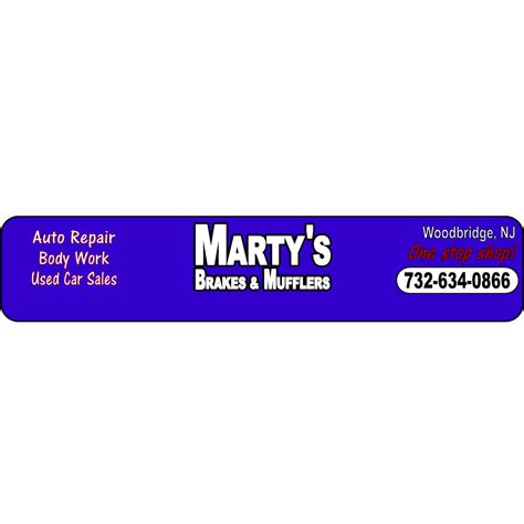 brake and l inspection near me marty s brakes mufflers woodbridge new jersey nj