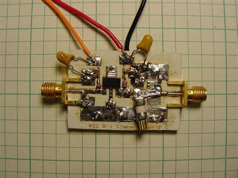 bipolar transistor rf lifier rf power lifier