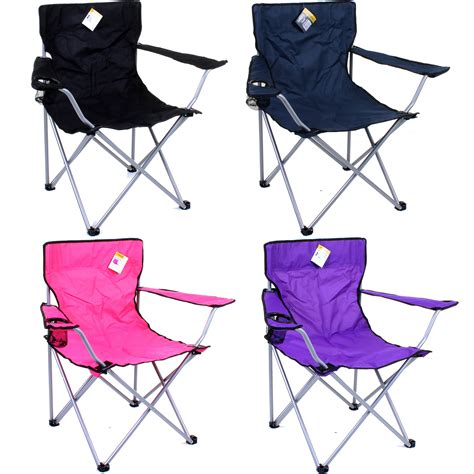 Lightweight Fishing Chairs Uk by Cing Chair Outdoor Fishing Garden Folding Foldable Seat Portable Lightweight Ebay
