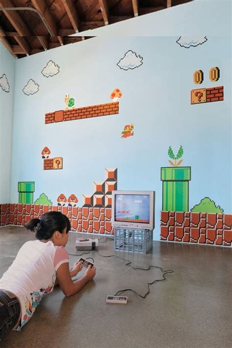 21 super awesome video game room ideas you must see game room super cool kids room ideas pinterest