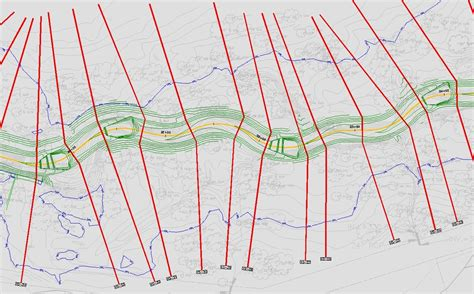how to draw a river cross section smartdraft hec ras tools