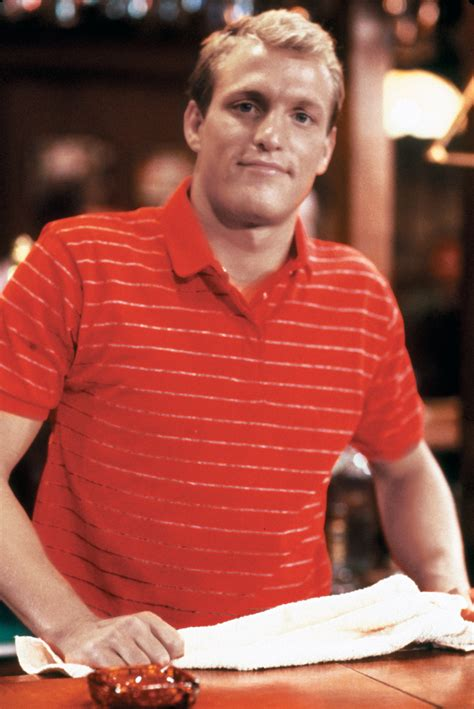 woody harrelson young cheers woody harrelson as woody boyd on cheers hallmark channel