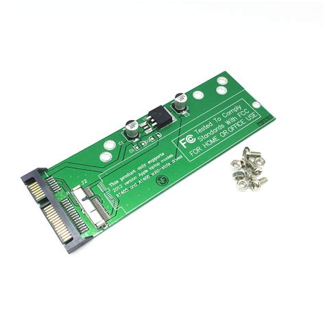 Ssd Macbook Air 2012 To Sata Converter popular macbook a1398 ssd sata adapter buy cheap macbook
