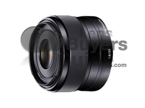 Lensa Sony E 35mm F 1 8 Oss sony e 35mm f 1 8 oss lens reviews specification accessories lensbuyersguide