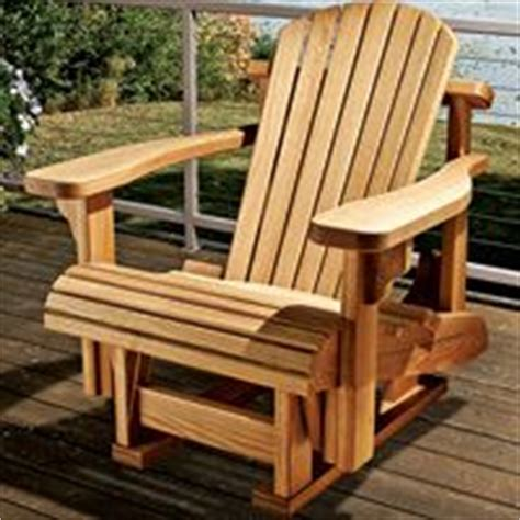 adirondack single glider template w plan shop projects