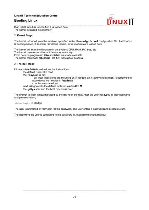 Gnu study guide linux admin 1 (lab work lpi 102) v 0.2