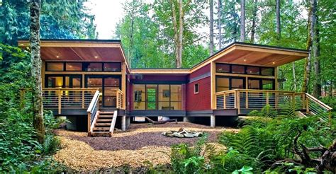 ecokit s modular prefab cabins are sustainable and arrive sustainable prefabricated homes uk sustainable prefab