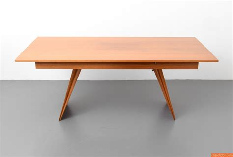 console table to dining table vladimir kagan dining console table objects20c