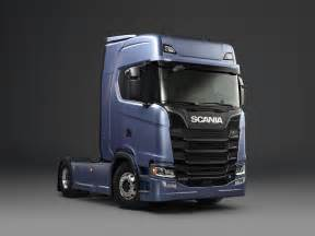scania introduces new truck range scania