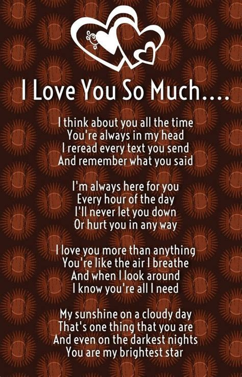 I love you so much love love quotes love images love