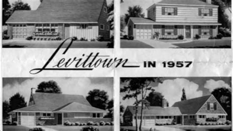 Floor Plans For Building A House by The American Dream Deferred The Myers Family In Levittown