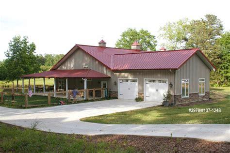 building a barn house projects morton buildings pole barn home shop house