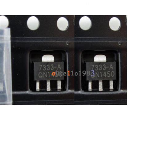 Ht7333 Ht7333 1 7333 1 Ht7333 A 7333a 1 Sot 89 Bh51 5pcs ht7333 a ht7333 3 3v sot 89 low power consumption ldo voltage regulator ebay
