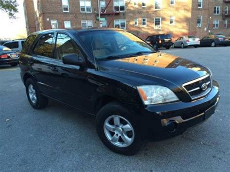 2006 Kia For Sale 2006 Kia Sorento Lx 4wd Suv For Sale 5100 Nyc