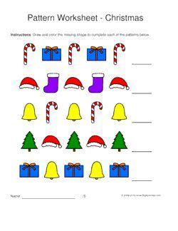 christmas pattern worksheets 40 best spring images on pinterest coloring books