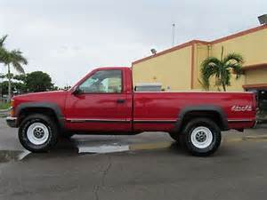 sell used 1995 chevy k2500 silverado * 454 v8 * heavy duty