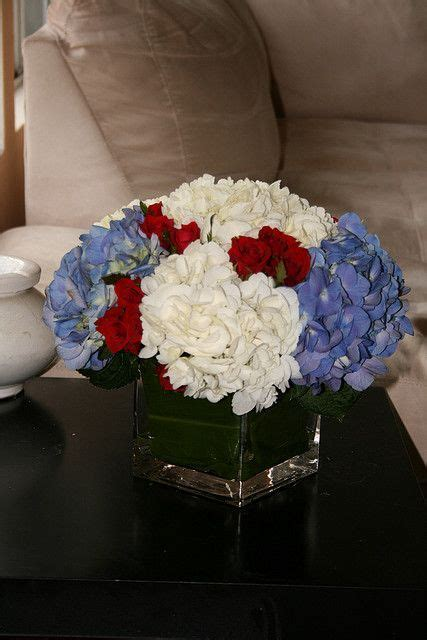 Fourth of July Centerpiece   For the Home   Pinterest