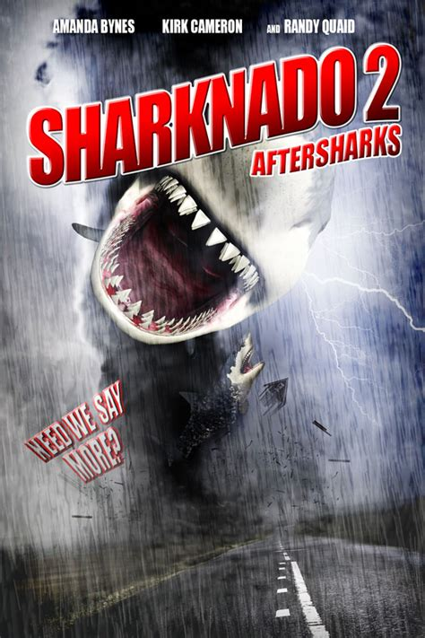 syfy plans sharknado 2 check out 6 sequel posters movieweb