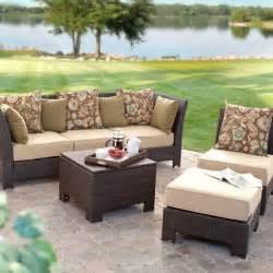 Outdoor Wicker Patio Furniture » Home Design 2017