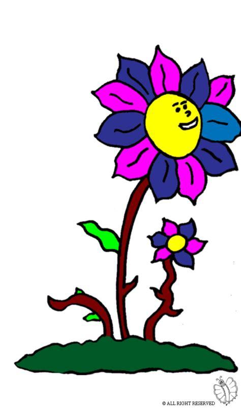 immagini di fiori colorati da stare disegni fiori colorati fiori colorati archives tutto
