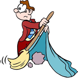 swept the rug sympathy for the stabber bellscorners