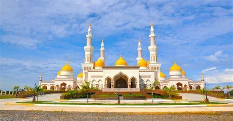 gambar masjid  indah  unik kumpulan gambar