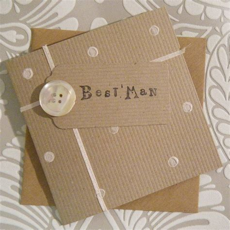 Handmade Wedding Thank You Cards - handmade wedding thank you card by bells scambler