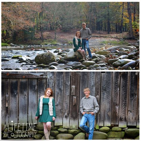 Webb   Cailan   One Year Anniversary Session   Gatlinburg
