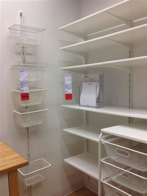 pantry organization ikea best 25 ikea pantry ideas on pinterest pantry