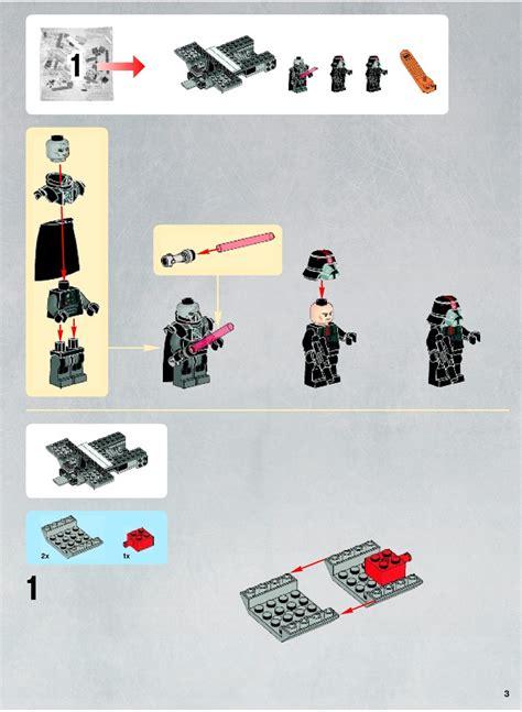 Lego 9500 Wars Sith Fury Class Interceptor lego sith tm fury class interceptor tm 9500 wars episode 4 6