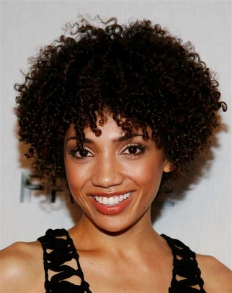 natural hairstyles for black hair using hair pudding short curly hairstyles beautiful hairstyles