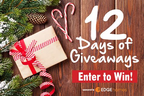 Christmas Food Giveaways - 12 days of giveaways the prize list for the 2015 christmas giveaway utahvalley360