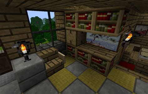 Decoration Maison Minecraft Interieur by Minecraft Deco