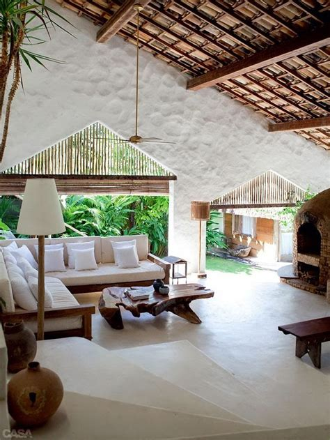 outdoor home decoration tropical home paradise style living space dream