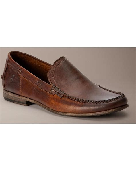 lewis loafers frye s lewis leather venetian loafers 80235 ebay