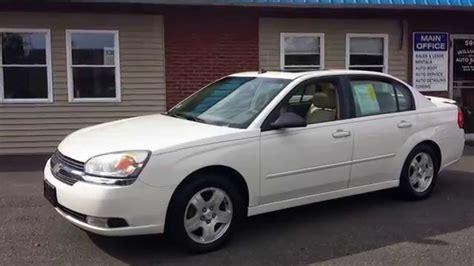 chevy malibu white williams auto sales holyoke ma