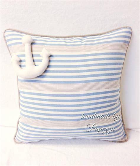 cuscini mare cuscino coordinato linea mare cm 40 x 40 con ancora per