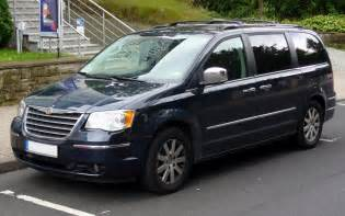Chrysler Grand Voyage File Chrysler Grand Voyager Crd Jpg