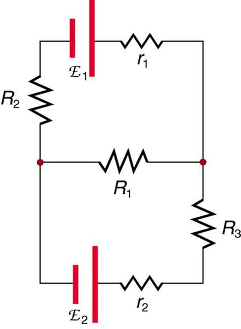junction rule resistors in parallel kirchhoff s 183 physics