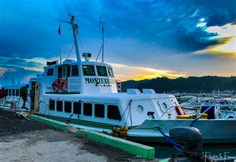 ferry el nido to coron everything you need to know about booking an el nido coron