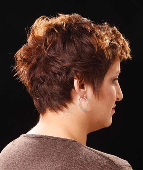 short haircuts showing pic of back of head back of head short hairstyles for summer